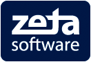 Logo zeta software GmbH